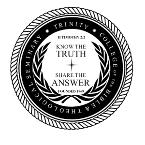 Trinity College of the Bible and Theological Seminary Seal
