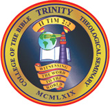 Trinity Online Bible College and Seminary Seal