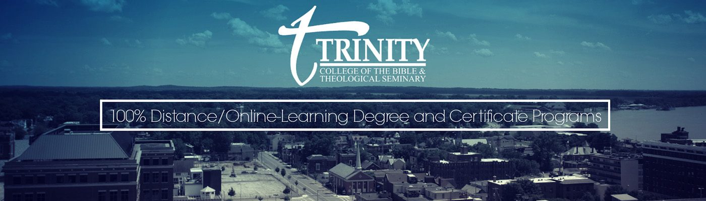 Trinity College, Trinity Christian College header